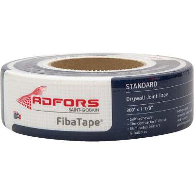 FibaTape 1-7/8 In. x 300 Ft. Blue Self-Adhesive Joint Drywall Tape