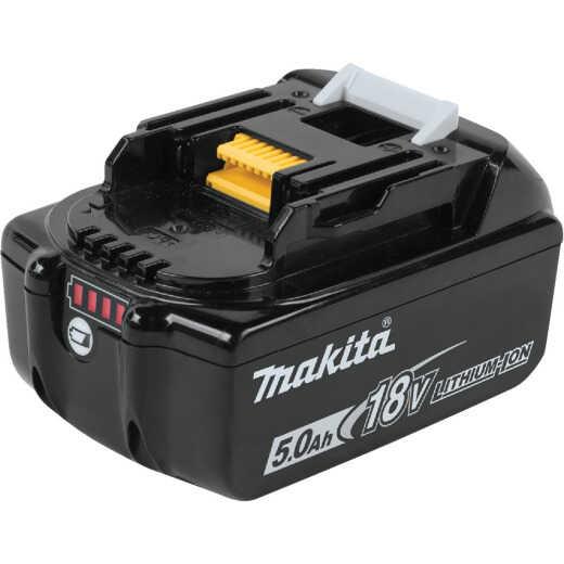Makita 18 Volt LXT Lithium-Ion 5.0 Ah Tool Battery