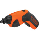 Black & Decker 4-Volt MAX Lithium-Ion 1/4 In. Cordless Screwdriver Image 7