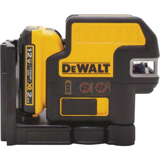 DeWalt Cross-Line & Plumb Spot Laser Level