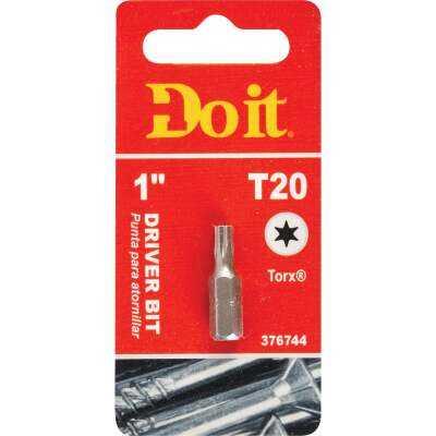 Do it T-20 TORX 1 In. Insert Screwdriver Bit