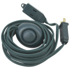 Do it 15 Ft. 18/2 Green Extension Cord with Foot Switch Image 4