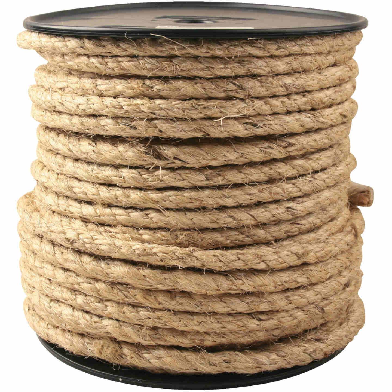 Do it 1/2 In. x 200 Ft. Tan Sisal Fiber Rope Image 1